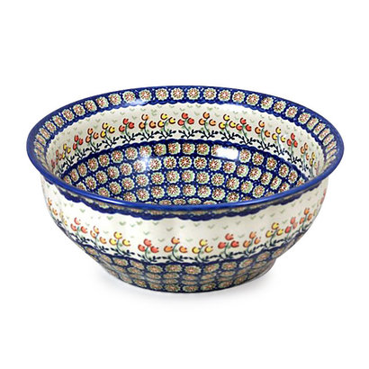 Mums F30 Fluted Serving Bowl
