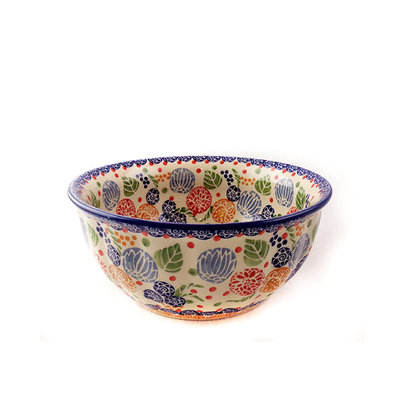 Rennie F21 Fluted Serving Bowl