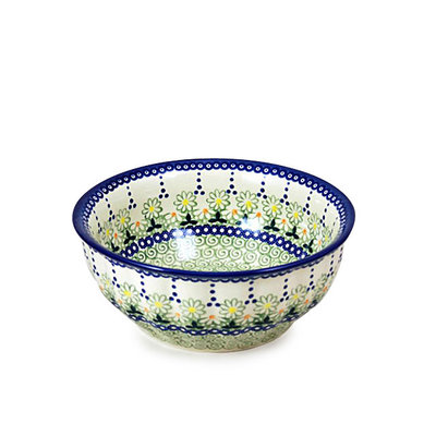 Mayzie F21 Fluted Serving Bowl