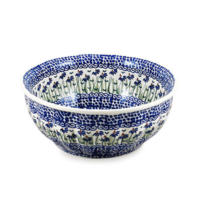 Addie Jo F24 Fluted Serving Bowl