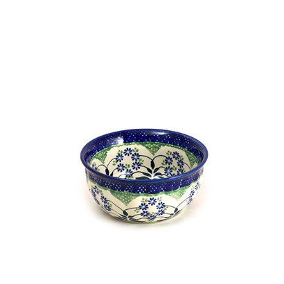 Forget Me Nots F15 Fluted Cereal Bowl