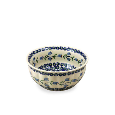 Bell Flower F18 Fluted Chili Bowl