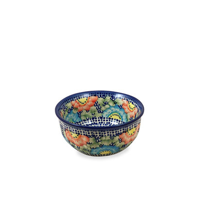 Gypsy Jazz F15 Fluted Cereal Bowl