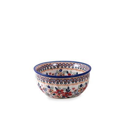Posies F15 Fluted Cereal Bowl