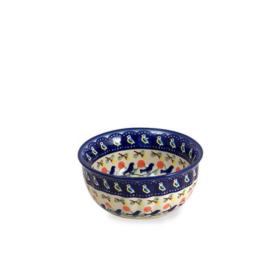 Blue Bird F15 Fluted Cereal Bowl