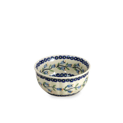 Bell Flower F15 Fluted Cereal Bowl