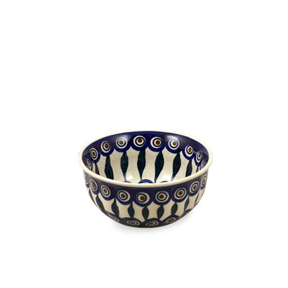 Peacock F15 Fluted Cereal Bowl