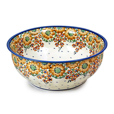 Avery F30 Fluted Serving Bowl