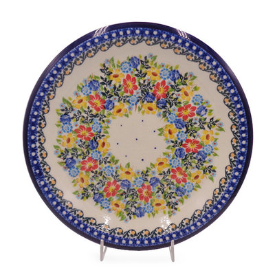 Kalich Floral Surprise Dinner Plate