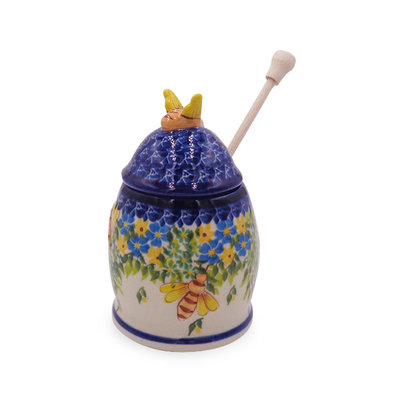 Kalich Spring Garden Honey Pot