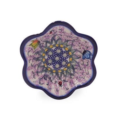 Kalich Larkspur Flower Bowl 1