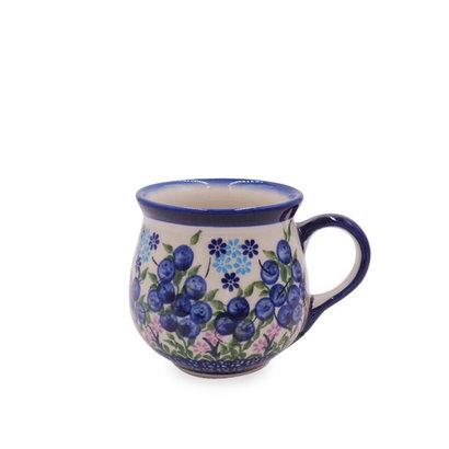 Kalich Blue Berries Small Bubble Mug