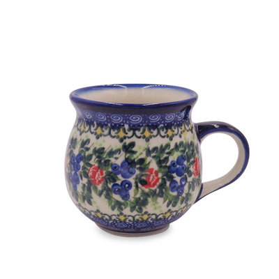 Kalich Trail of Roses Medium Bubble Mug