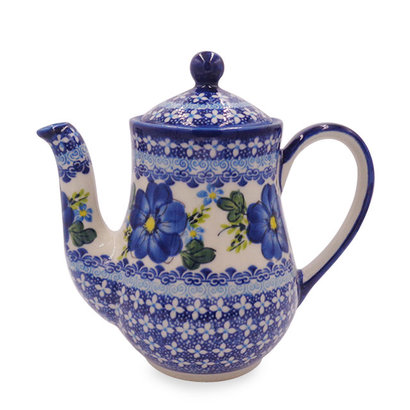 Kalich Blue Garden Florencja Teapot