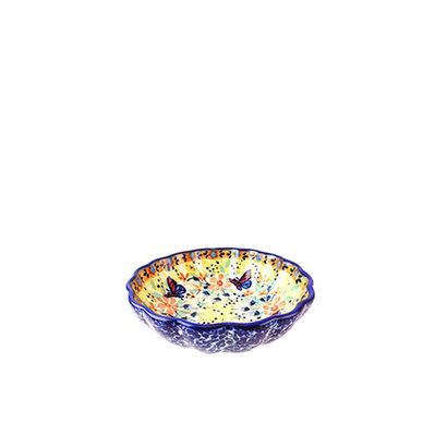 Viktoria Scalloped Dish 12