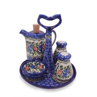 Kalich Trail of Roses Spice Holder