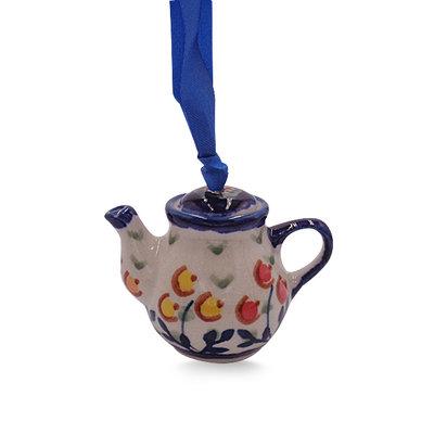 Mums Teapot Ornament