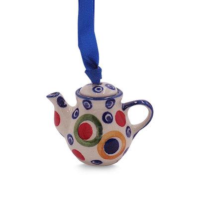 Ohhh!  Teapot Ornament