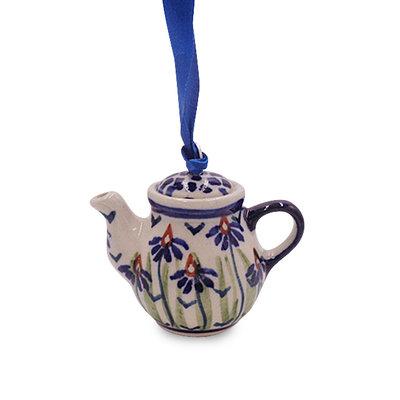 Addie Jo Teapot Ornament