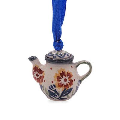 Tuscany Teapot Ornament