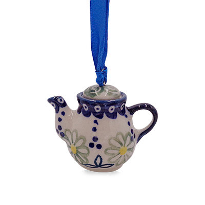 Mayzie Teapot Ornament