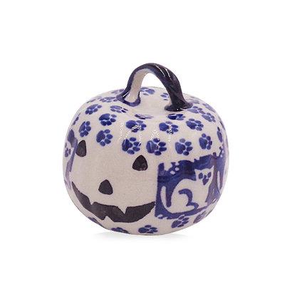 Jack's Cat Pumpkin Ornament