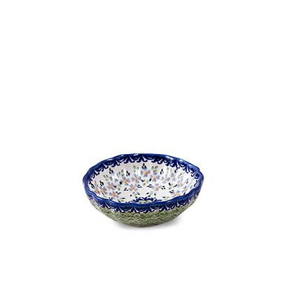 Wisteria Scalloped Dish 12