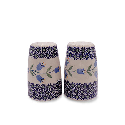Bell Flower Salt & Pepper Tall