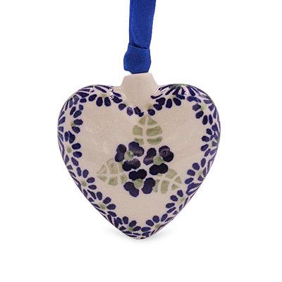 Three Sisters Puffy Heart Ornament