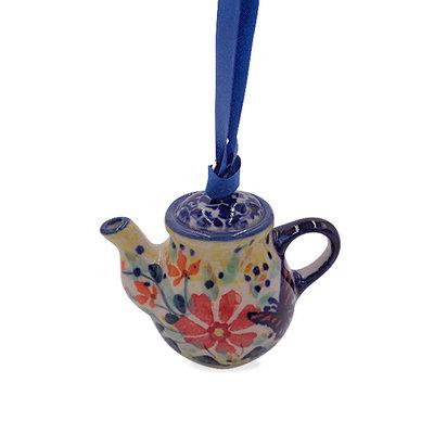 Viktoria Teapot Ornament