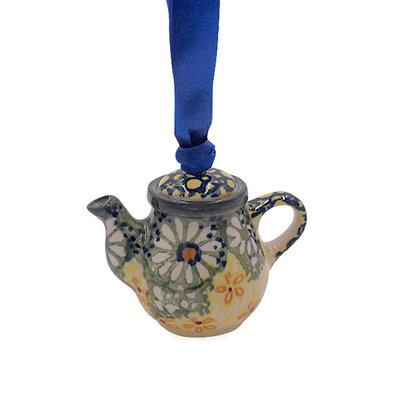 Roksana Teapot Ornament