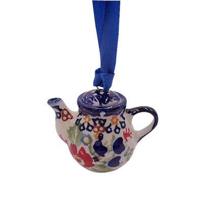Lidia Teapot Ornament