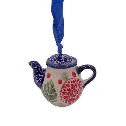 Rennie Teapot Ornament