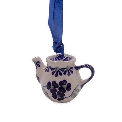 Three Sisters Teapot Ornament