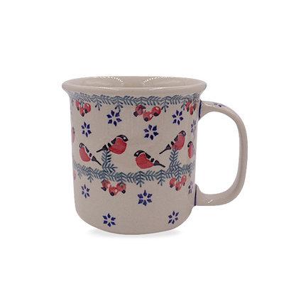 Carolers Straight Mug