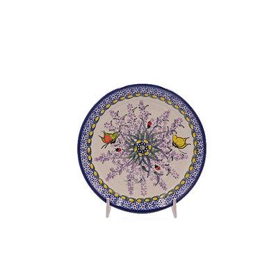 Kalich Larkspur Bread Plate