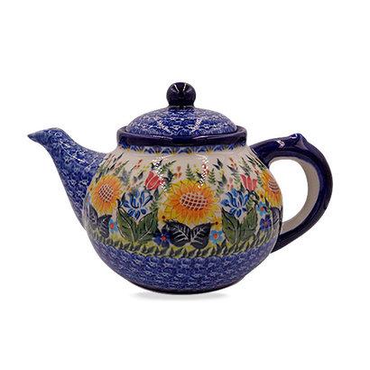 Kalich Sunflower Garden Kubas Teapot