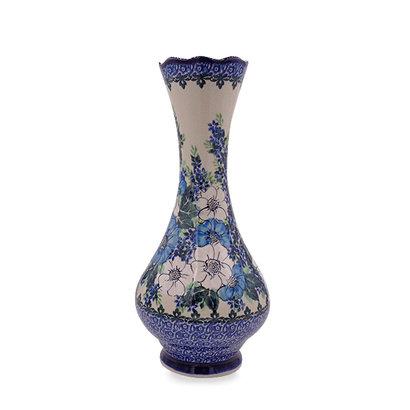 Kalich Zuzanna Swirl Vase - Lrg