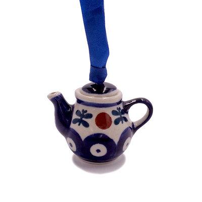 Mosquito Teapot Ornament