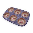 Posies Muffin Pan