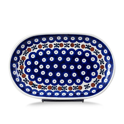 Mosquito Oval Tray - Sm