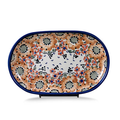 Avery Oval Tray - Sm