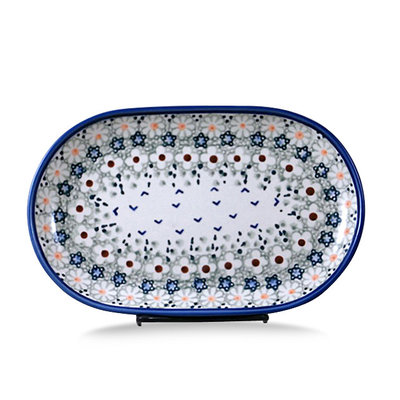 Daisy Jane Oval Tray - Sm