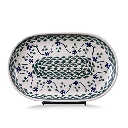 Rhine Valley Oval Tray - Sm
