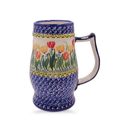 Tulip Beer Mug