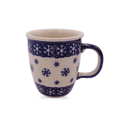 Snowflake Mars Mug