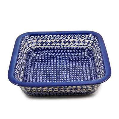 Diamond Lattice Deep Square Baker