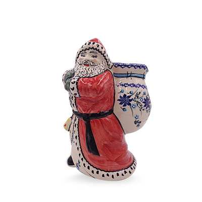 Star Gazer Santa with Bag