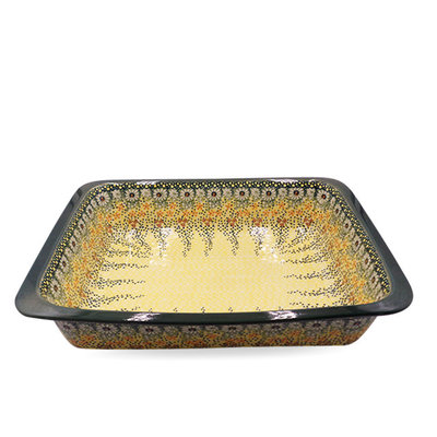 Roksana Deep Rectangular Baker