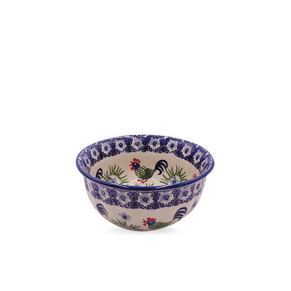 Rise & Shine F15 Fluted Cereal Bowl